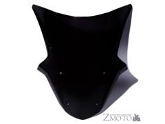 Ветровое стекло Kawasaki ZX-10R 11-15 чёрное