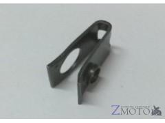 Скоба 5 мм под болт для пластика 1 шт