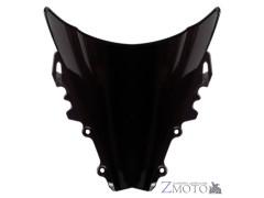 Ветровое стекло Yamaha YZF-R6 06-07 чёрное