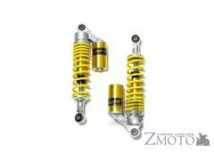 Амортизаторы задние для Honda CB 400 92-07 RFY 320 мм 2 шт золотые
