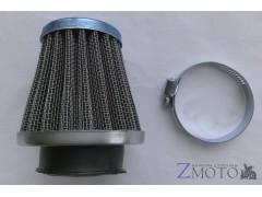 Воздушный фильтр нулевого сопротивления 42 мм для питбайков Irbis, Kayo, JMC, BSE