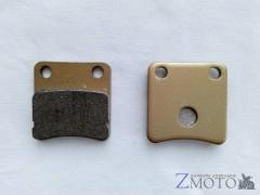 Тормозные колодки задние для питбайков JQL Irbis TTR 125, Kayo, JMC, BSE