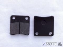 Тормозные колодки задние для питбайков Trust Dragon Irbis TTR 125, Kayo, JMC, BSE