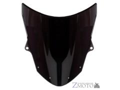Ветровое стекло Kawasaki ZX-6R 09-12, ZX-10R 08-10 чёрное