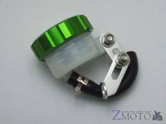 Тормозной бачок круглый 50 мм зелёный